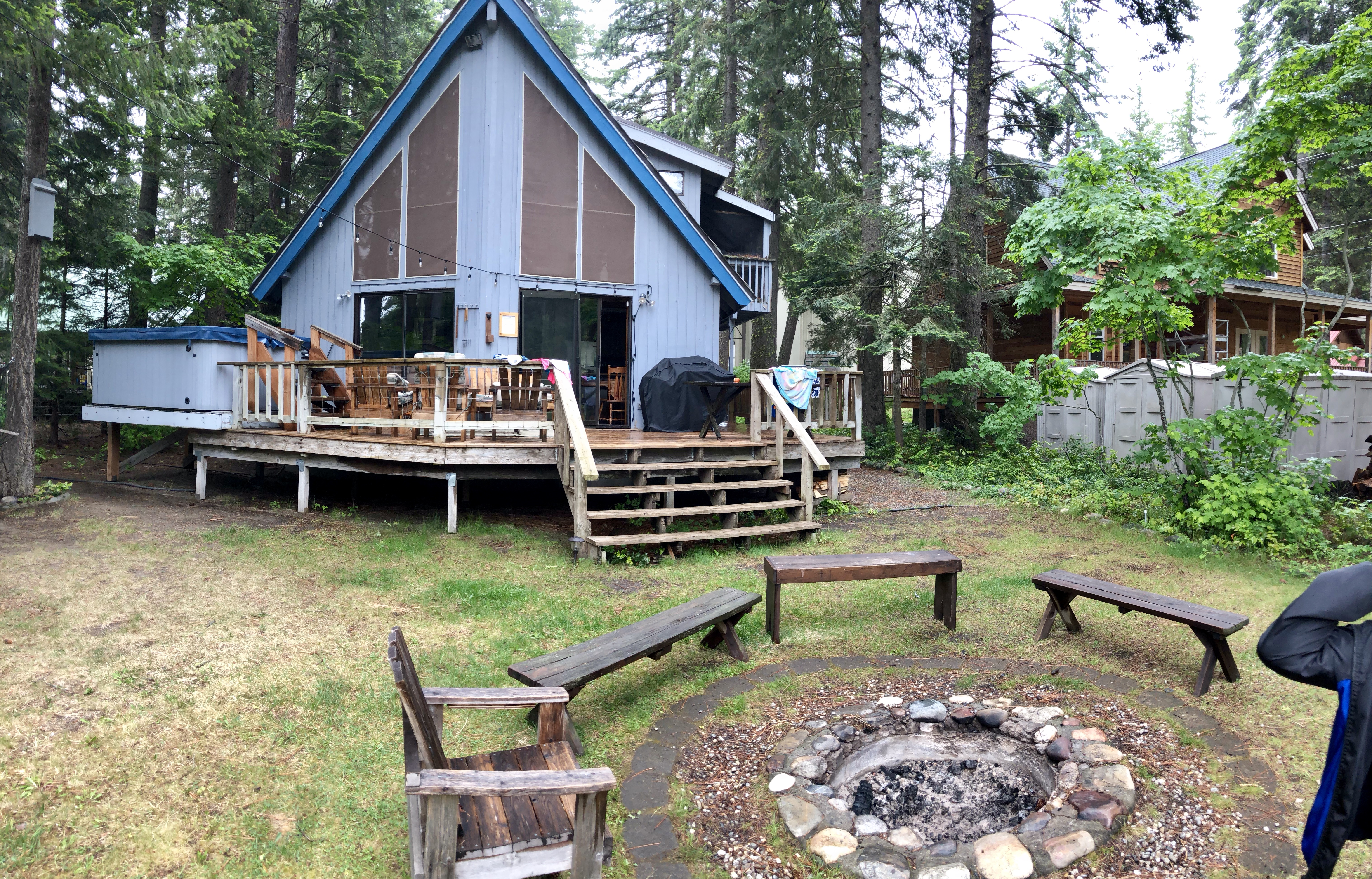 Photo of our Jacks Cabin