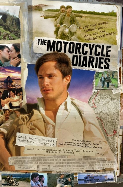 The Motorcycle Diaries Poster Art