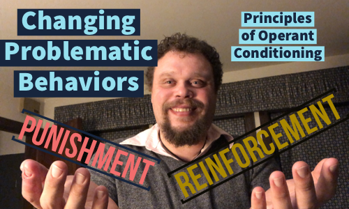 Operant Conditioning Video on YouTube